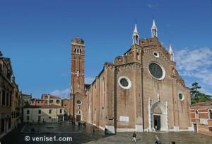 Frari à Venise Basilique des Frari à Venise