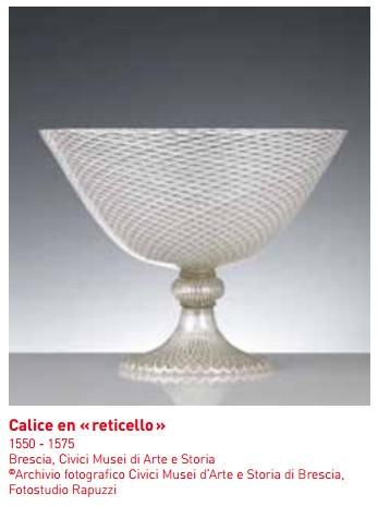 Visite guidée de l'exposition Murano, 7 siècles de verre à Paris