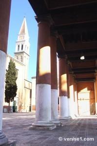 san Francesco Della Vigna venise