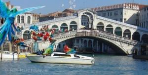 Pont du Rialto à Venise et Diesel