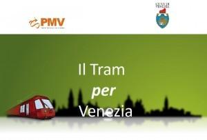 Tram à Venise