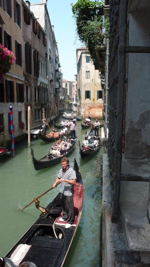 visites guidées à Venise réservation de gondole à Venise