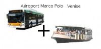 Bus + vaporetto