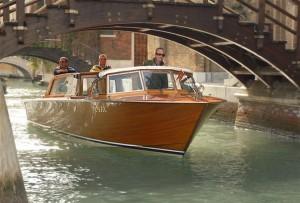 taxi bateau à Venise