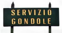 stations de gondoles à Venise