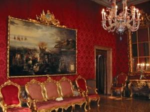 Musée du palais Mocenigo à Venise