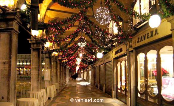 Noël à Venise Nouvel an à Venise