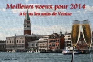 voeux 2014 de Venise1.com
