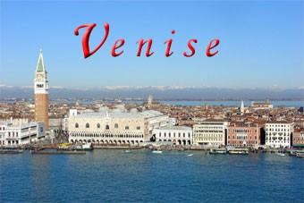 Exposition Venise par venise1.com avec objets vénitiens