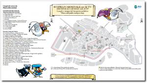 Carnaval vaporetto 2014