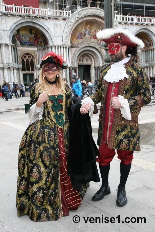 Fêtes privées du Carnaval de Venise 2019