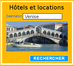 Hôtels Venise