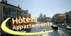 locations à Venise hôtel à Venise appartement à Venise
