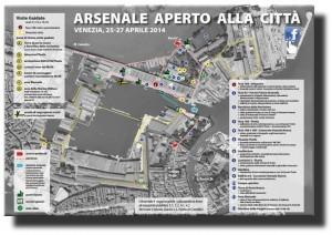 Arsenale aperto alla Città