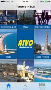 Appli smartphone bus ATVO