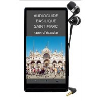 Audioguide basilique Saint Marc