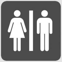 Applications Venise :  toilettes