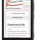 Applications Venise sur votre smartphone