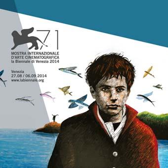 71e Mostra de Venise 2014