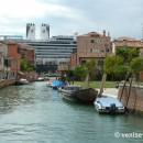 Les navires de croisière à Venise