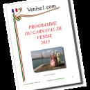 Programme du carnaval de Venise 2015