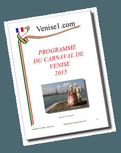 Vaporetto durant le carnaval de Venise 2015