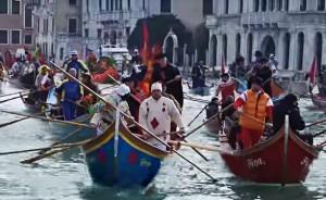Prologue du Carnaval de Venise 2015