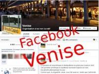 Facebook Venise