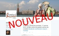 Twitter Venise
