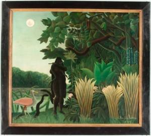 Exposition Henri Rousseau