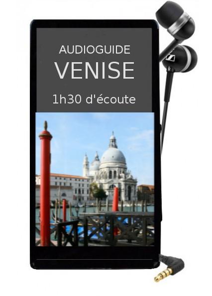 Visite Venise Audioguide Venise MP3 en téléchargement immédiat