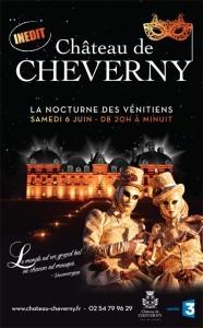 Carnaval vénitien à Cheverny