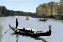 partager gondole tour en gondole partagée réserver gondole réservation gondole