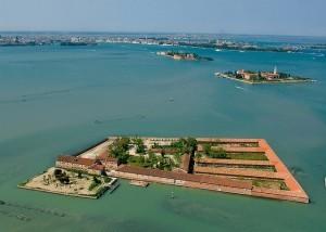 Lazzaretto Vecchio à Venise