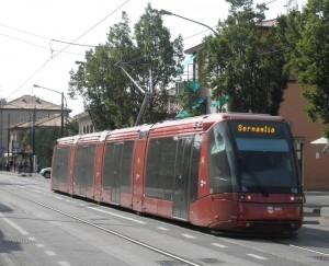 Tram de Venise
