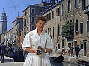 Musiques de films tournés à Venise