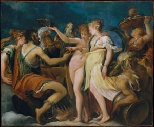 exposition Splendeurs de la Renaissance à Venise Andrea Schiavone