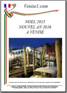 Noël à Venise Nouvel An à Venise 2016