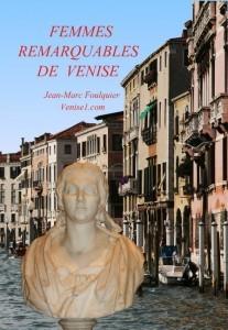 Livres sur Venise Femmes remarquables de Venise
