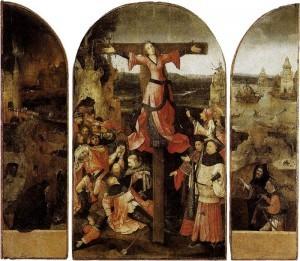 Jerôme Bosch et le triptyque de Santa Liberatà