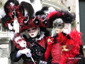 réserver au carnaval de Venise