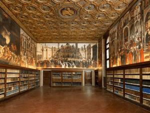 Scuola grande si San Marco à Venise