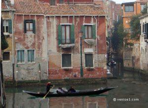 Réserver une gondole à Venise