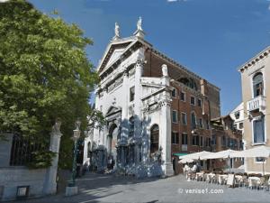 Concert Violons à Venise à San Vidal