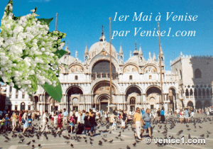 1er Mai à Venise