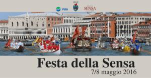 Fête de la Sensa 2016 à Venise