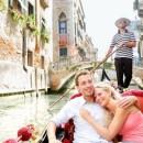 Soirée romantique à Venise
