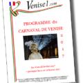 programe du carnaval de venise 2017