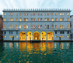 Shopping de luxe au Fondaco dei Tedeschi à Venise