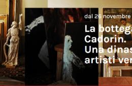 La Bottega Cadorin Une dynastie d'artistes vénitiens exposition à Venise